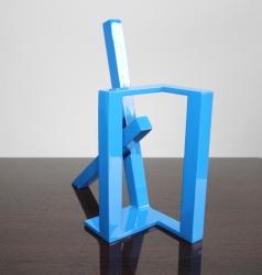 Interactive (blue maquette)