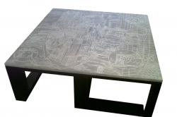 Manhattan Table
